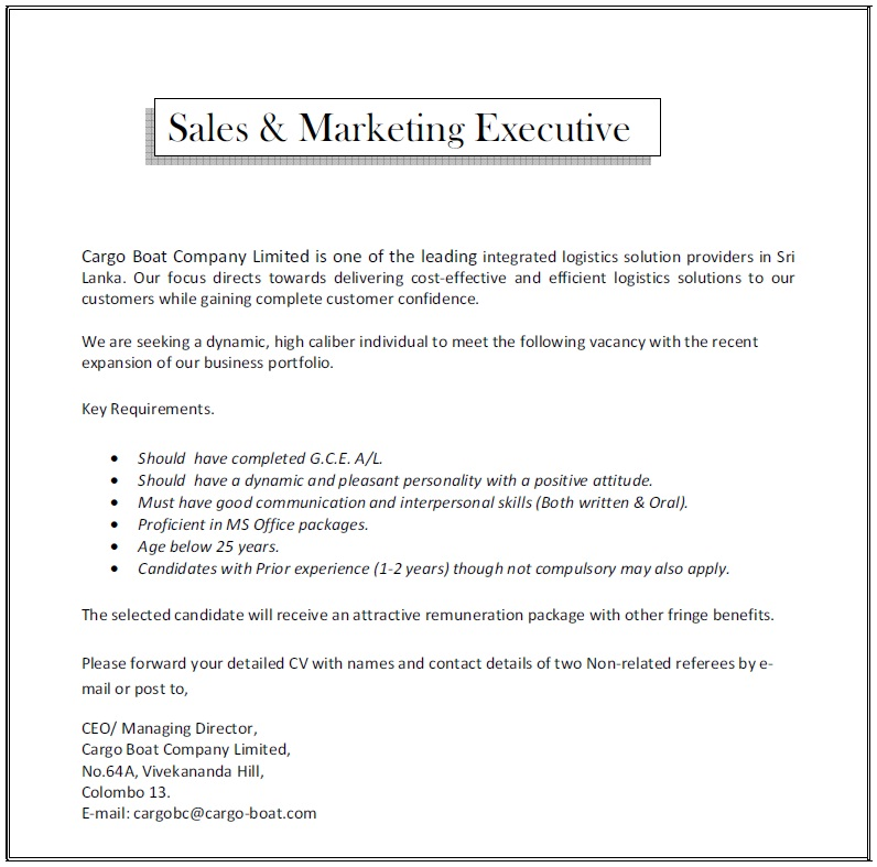 Lovely Marketing Manager Job Description Template By Bayt Digital Marketing