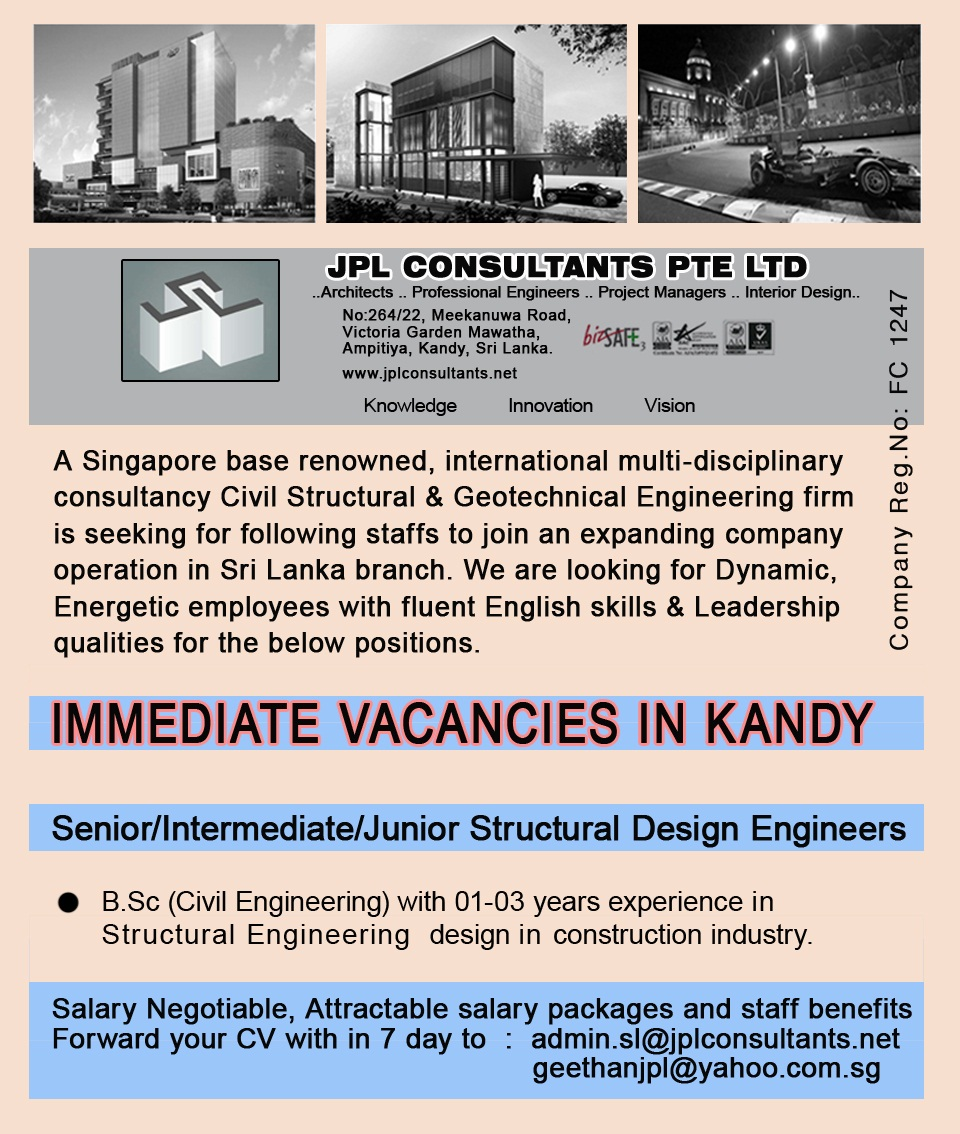 Interior Design Job Salary Singapore