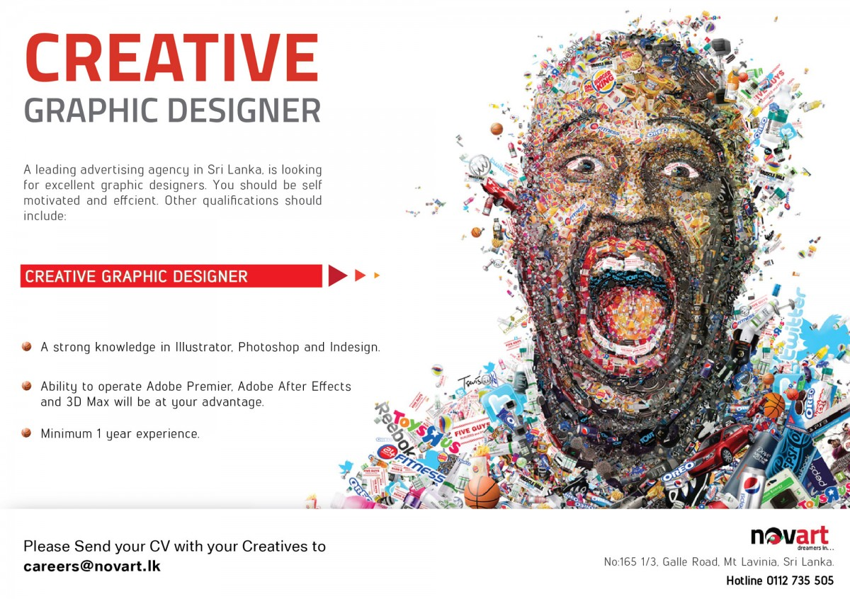 Graphic design jobs homemade ftempo for Grafik design job