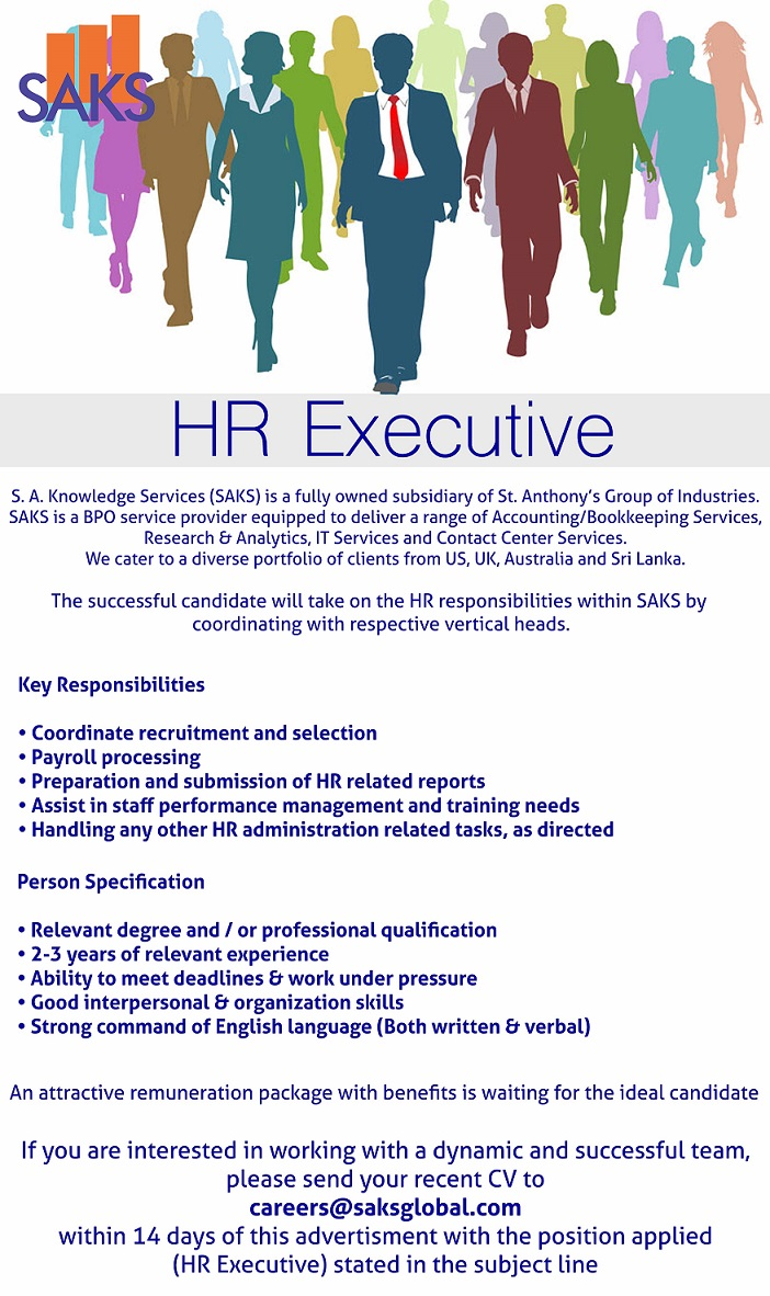 key skills of hr executive resume samples for human resources ...