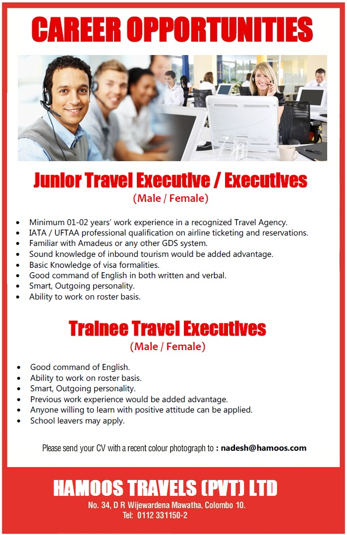 the job and responsibilities of travel agents What is the job description and duties of a travel agent responsibilities for travel agents vary depending on the size of the organisation and the customer base but will usually include sales development, staff and financial management, and daily operational management.