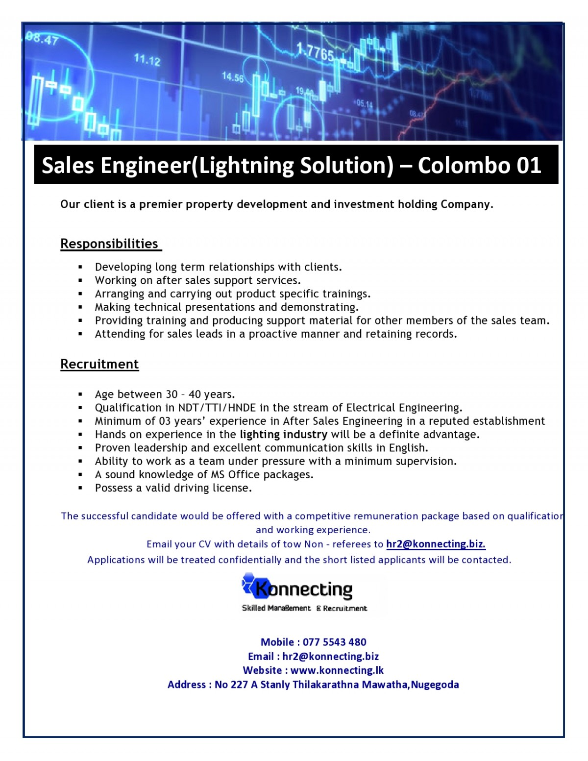 s engineer lightning solution job vacancy in sri lanka zno1kueydza7jgf jpg