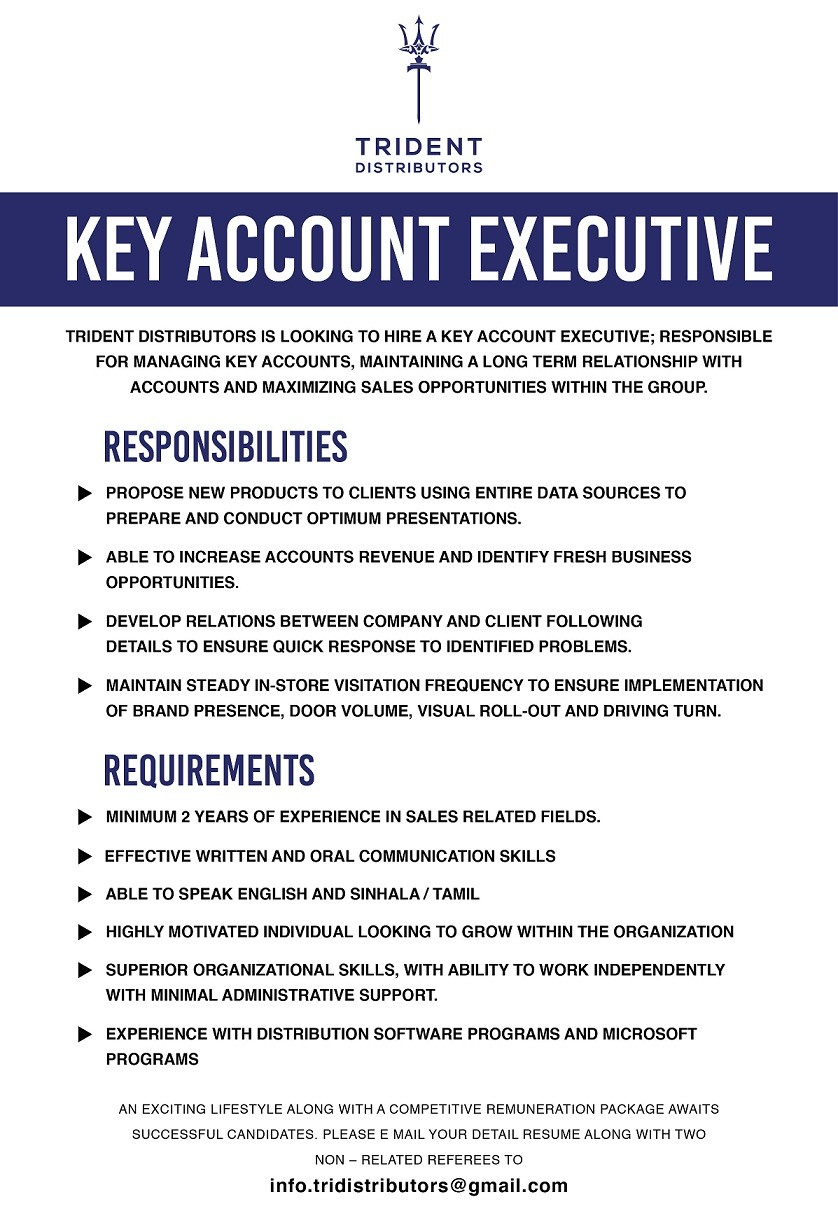 key account executive Learn more about applying for key account executive at nike inc.