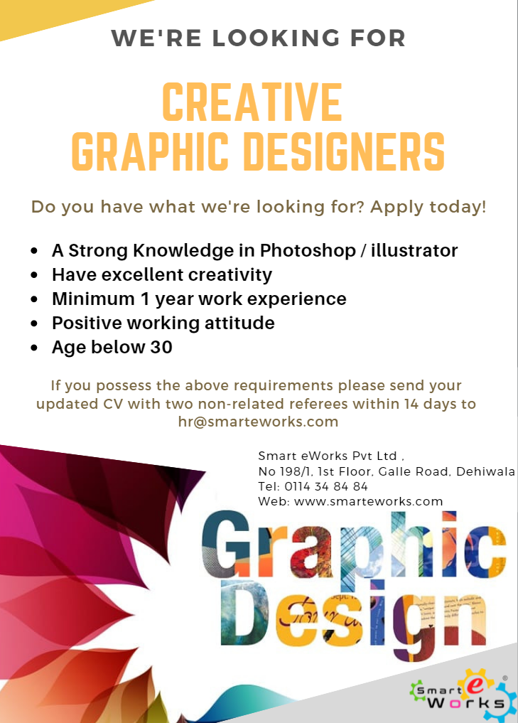 14 Days To A Better Graphic Design Jobs